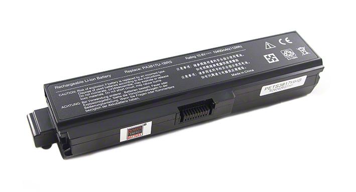 Batéria pre Toshiba Dynabook CX, Toshiba Satellite A660, L750 - 10 400 mAh