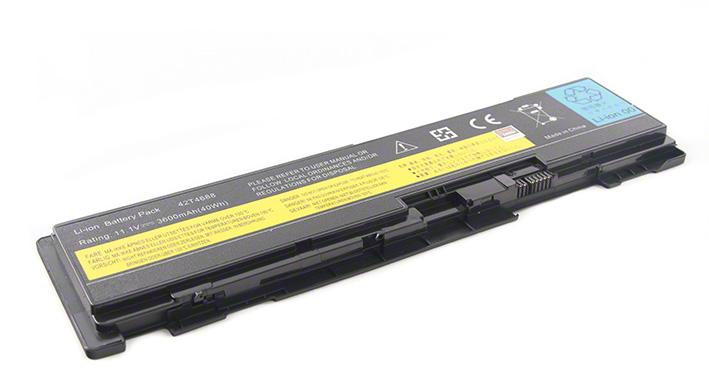 Batéria pre Lenovo ThinkPad T400s, T410s - 3600 mAh