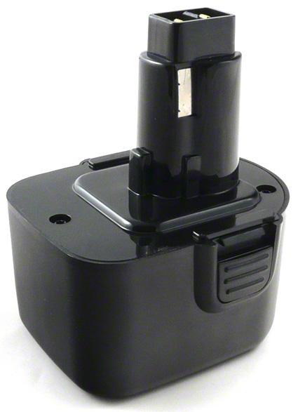 Batéria pre Black&Decker 12V PS130, A-9252 - 3000 mAh Ni-Mh