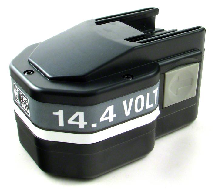 Batéria 14.4V akumulátor pre AEG BDSE 14.4T, BS2E14.4T, Milwaukee 48-11-1000, 48-11-1014 - 3300 mAh B
