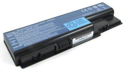 Batéria pre Acer Aspire 5310, 5520G, 5530G, 5720, 5920G - 5200 mAh - 14,4V/14,8V