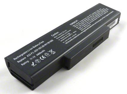 Batéria pre Asus F2, F3000, F3, F7, M51, X53, X56, Z53, Z94 - 4400 mAh