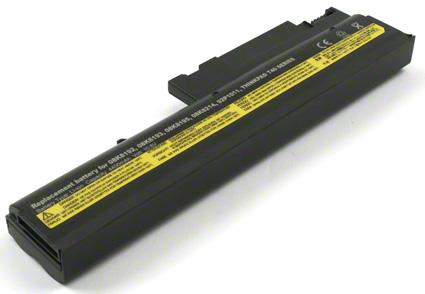 Batéria pre IBM ThinkPad R50, R51, T40, T41, T42, T43 - 4400 mAh
