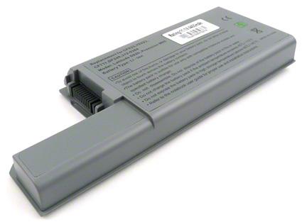 Batéria pre Dell Latitude D531, D820, D830, Precision M4300, M65 - 4400 mAh