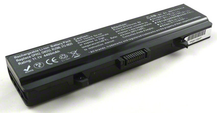 Batéria pre Dell Inspiron 1525, 1526, 1545 - 4800 mAh