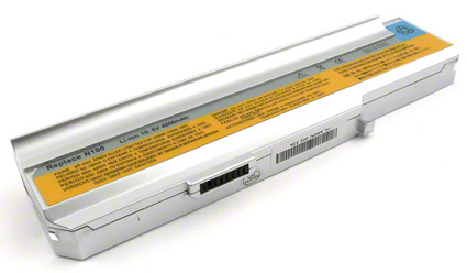 Batéria pre Lenovo 3000 C200, N100, N200, V100, V200 - 4400 mAh