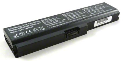 Batéria pre Toshiba Satellite PA3634U-1BRS PA3816U-1BAS PA3818U-1BRS PA3817U-1BRS pre notebooky M800, M810, M820, M830 - 5200 mAh