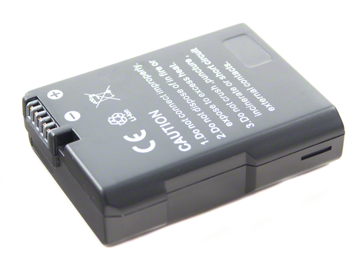 Batéria EN-EL14 (1030 mAh) akumulátor pre Nikon Coolpix P7700, P7100, P7000, Nikon D5500, D5300, D5200, D3200, D3300, D5100, D3100