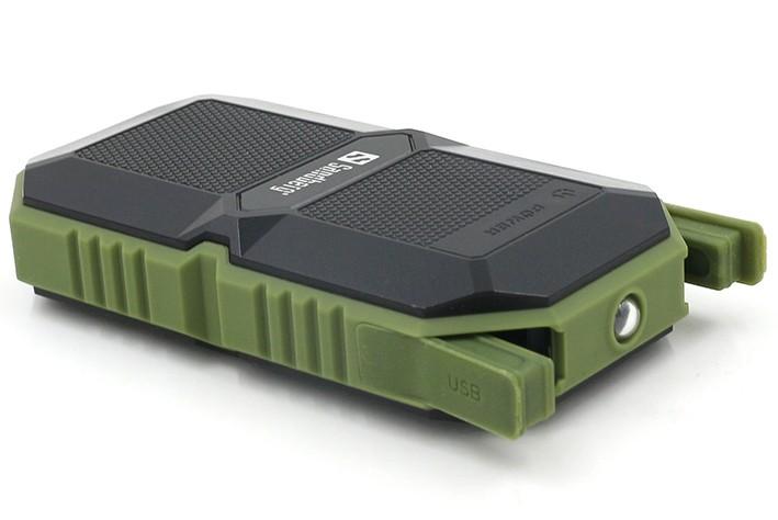 eSTUFF externá batéria Sandberg Waterpreof Powerbank 6000 - 6000 mAh