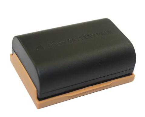 Batéria LP-E6 1300 mAh Li-ion do fotoaparátu Canon 5D, 6D, 7D, 60D, 70D