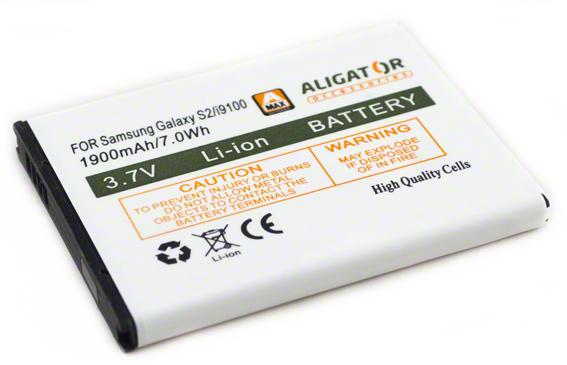 Batéria Samsung i9100 Galaxy S2, Li-ION 1900 mAh