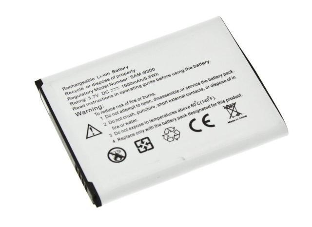 Batéria Samsung I9300 Galaxy S3 - 1500 mAh Li-Ion