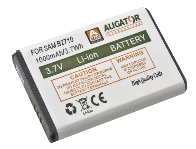 Batéria Samsung B2710, C3300 - 1000 mAh Li-Ion