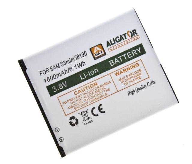 Batéria Samsung i8190 Galaxy S3 Mini - 1600 mAh Li-Ion