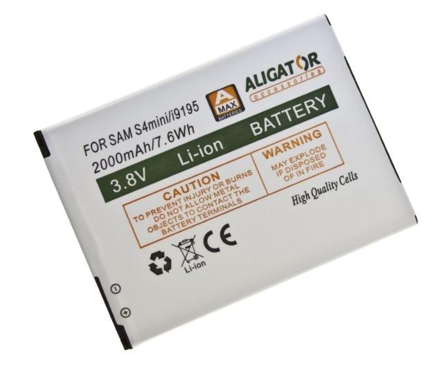 Batéria Samsung I9195 Galaxy S4 Mini - 2000 mAh Li-Ion